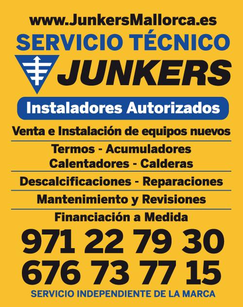 Junkers en Mallorca