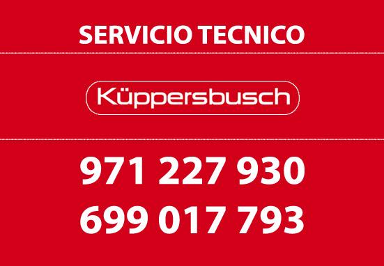 serviciotecnicokuppersbusch