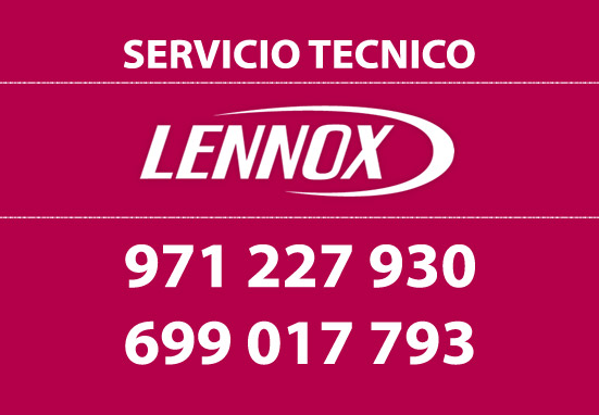 serviciotecnicolennox